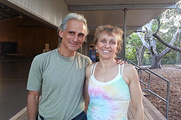 Tracy Gray and Simon Borg-Olivier