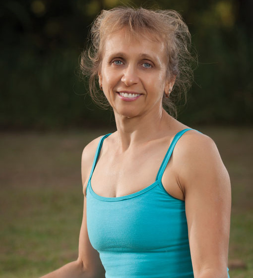 Tracy Gray Yoga Teacher