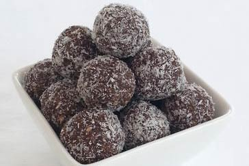 Guilt Free Chocolate Balls