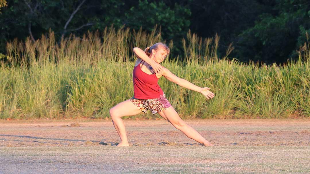 Tracy Gray Yoga - Slow Flow Yoga