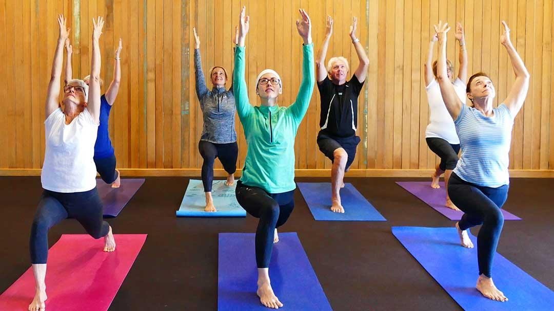 Tracy Gray Yoga - Yoga for Vitality Class